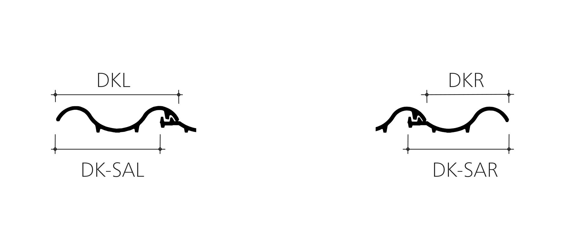 Ideal Supra Ortgang technische Zeichnung
