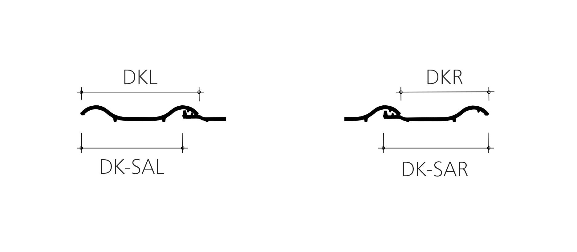 Tiefa Supra Ortgang technische Zeichnung