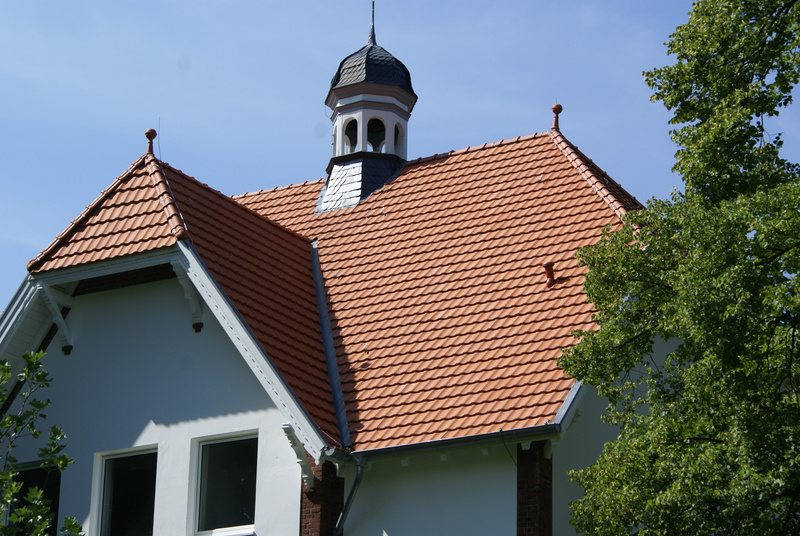Fichtenhain Referenzdach Krefeld Laumans