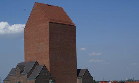 Landesarchiv Duisburg Laumans Dachziegel