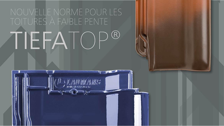 Tiefa XL Top Keymotiv Französisch