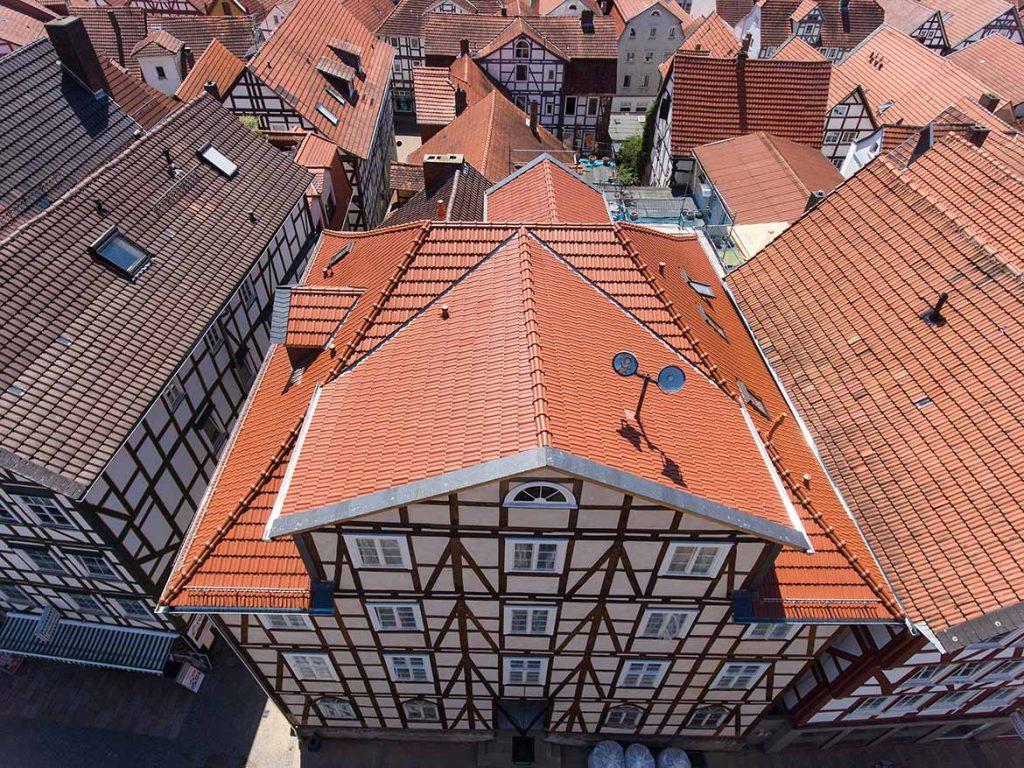 Laumans Objektberichte - Denkmalschutz mit dem MULDEN VARIABEL