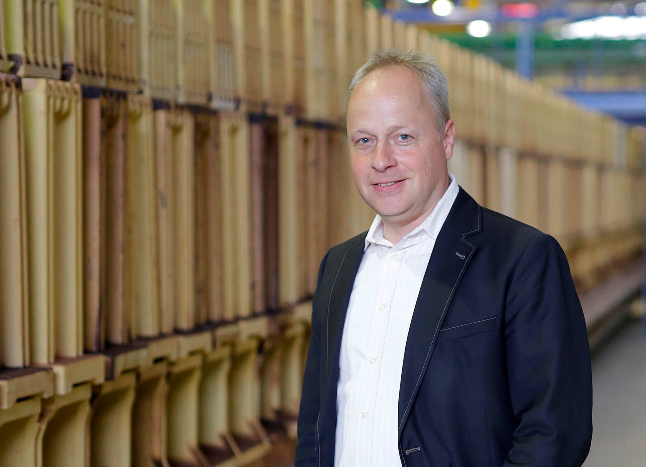 Gerald Laumans – Geschäftsführender Gesellschafter der Gebr. Laumans GmbH & Co. KG