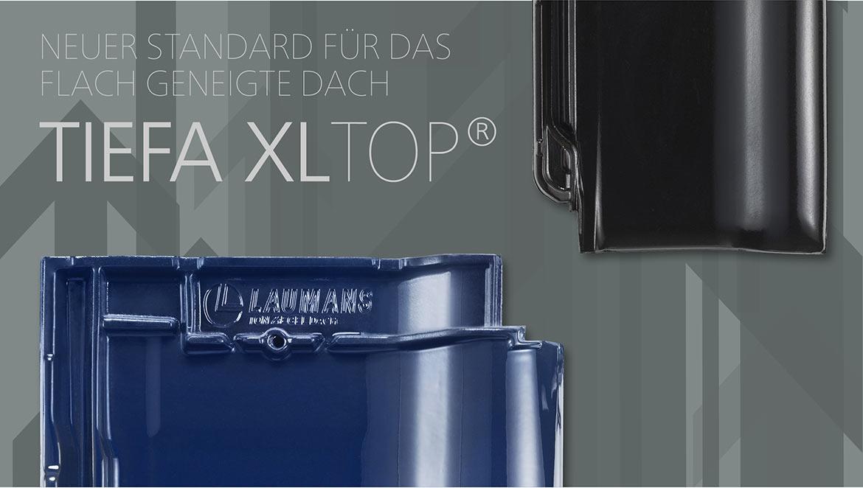 Keymotiv Laumans Premium Dachziegel TIEFA XLTOP®