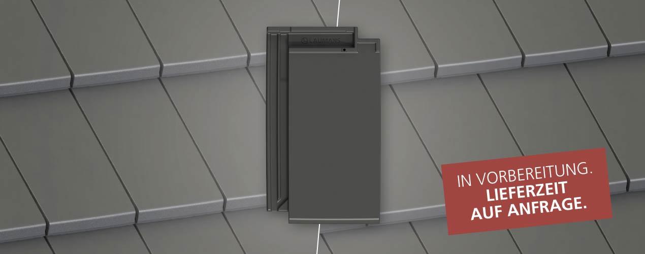 Laumans Premium Dachziegel PLANUX® – Lieferzeit auf Anfrage
