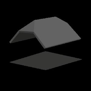 Dacharten - Krüppelwalmdach