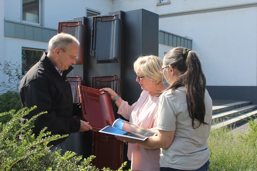 Beratungsservice bei Laumans in Brüggen